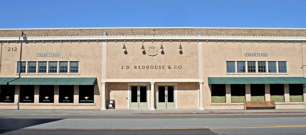 JD Redhouse & Co. Willits California