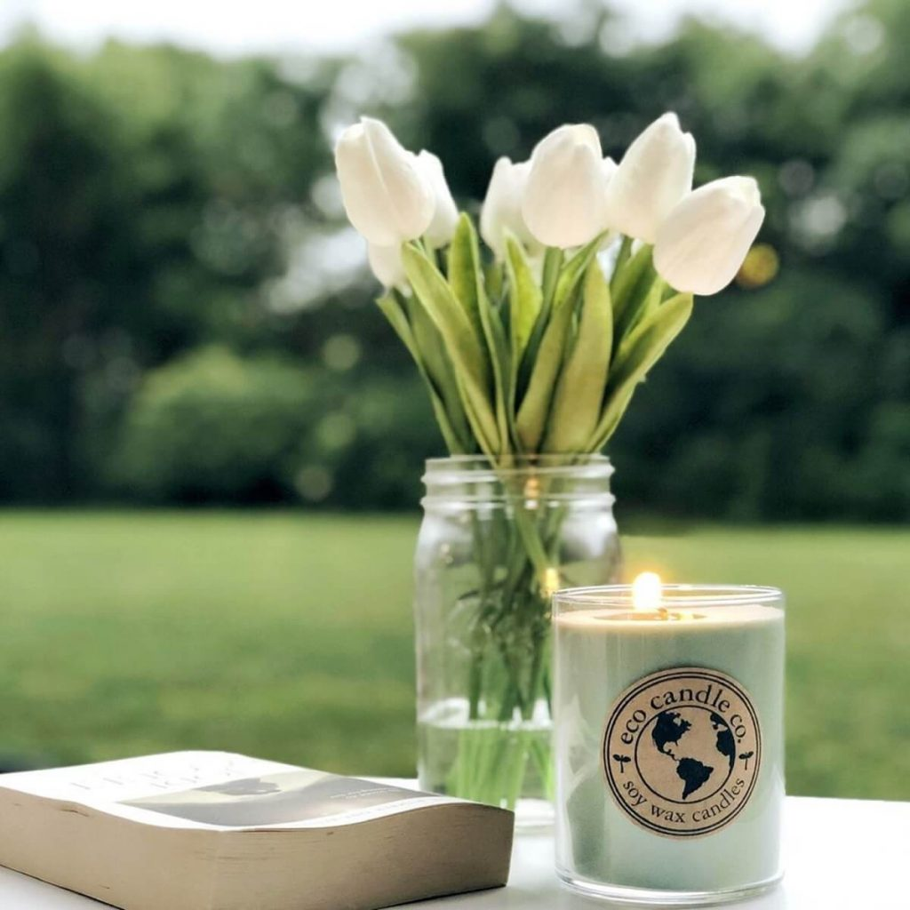 JD Redhouse Eco Candles