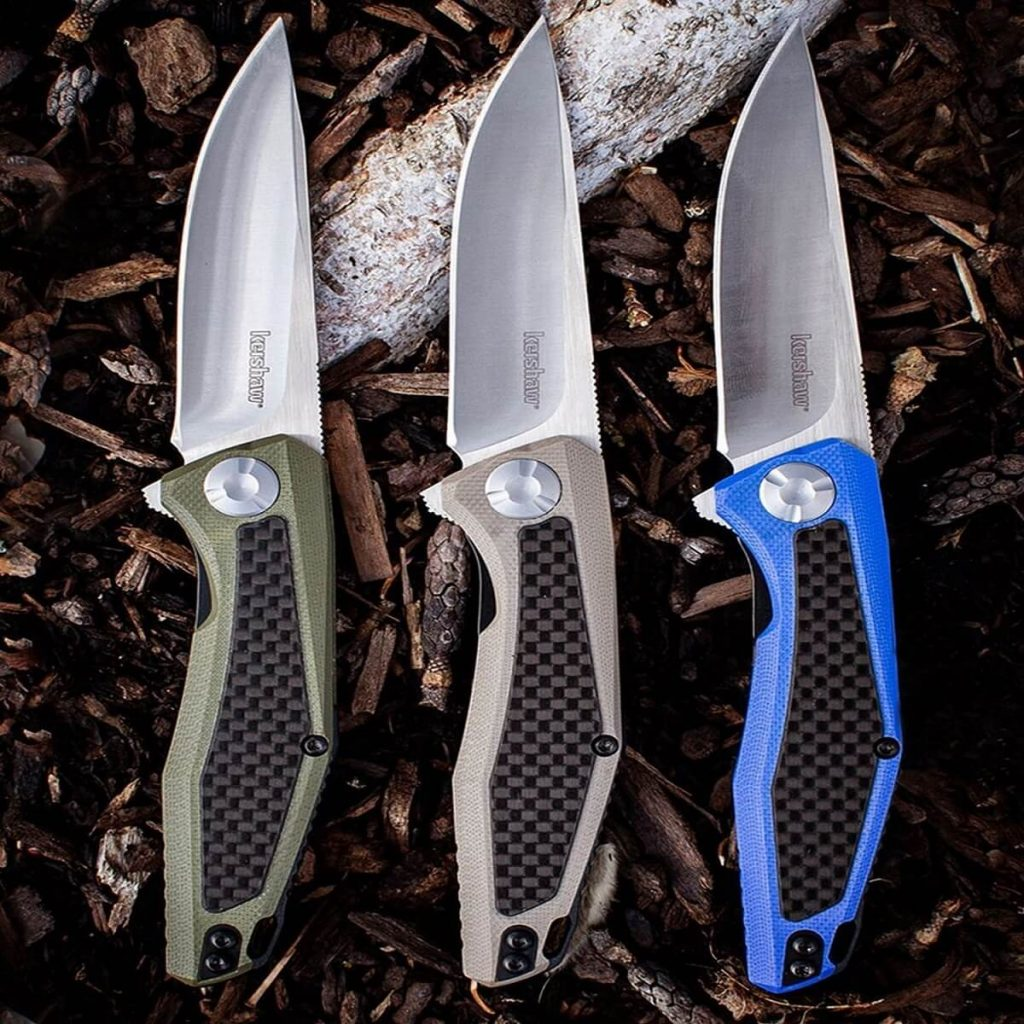 JD Redhouse Kershaw Knives