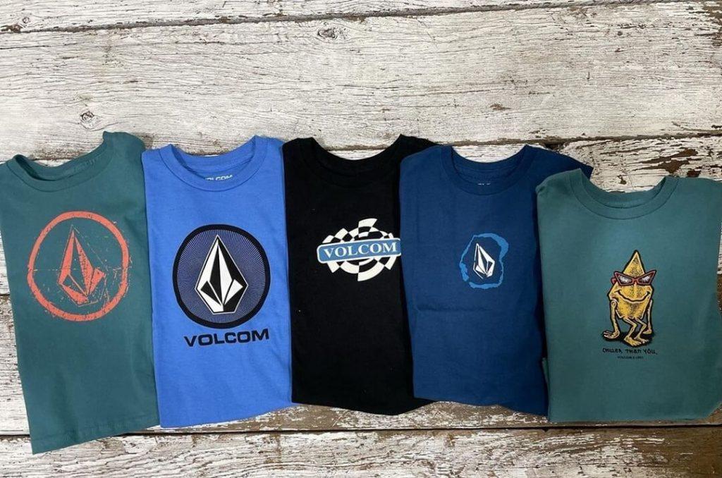 JD Redhouse Kids Volcom T-Shirt