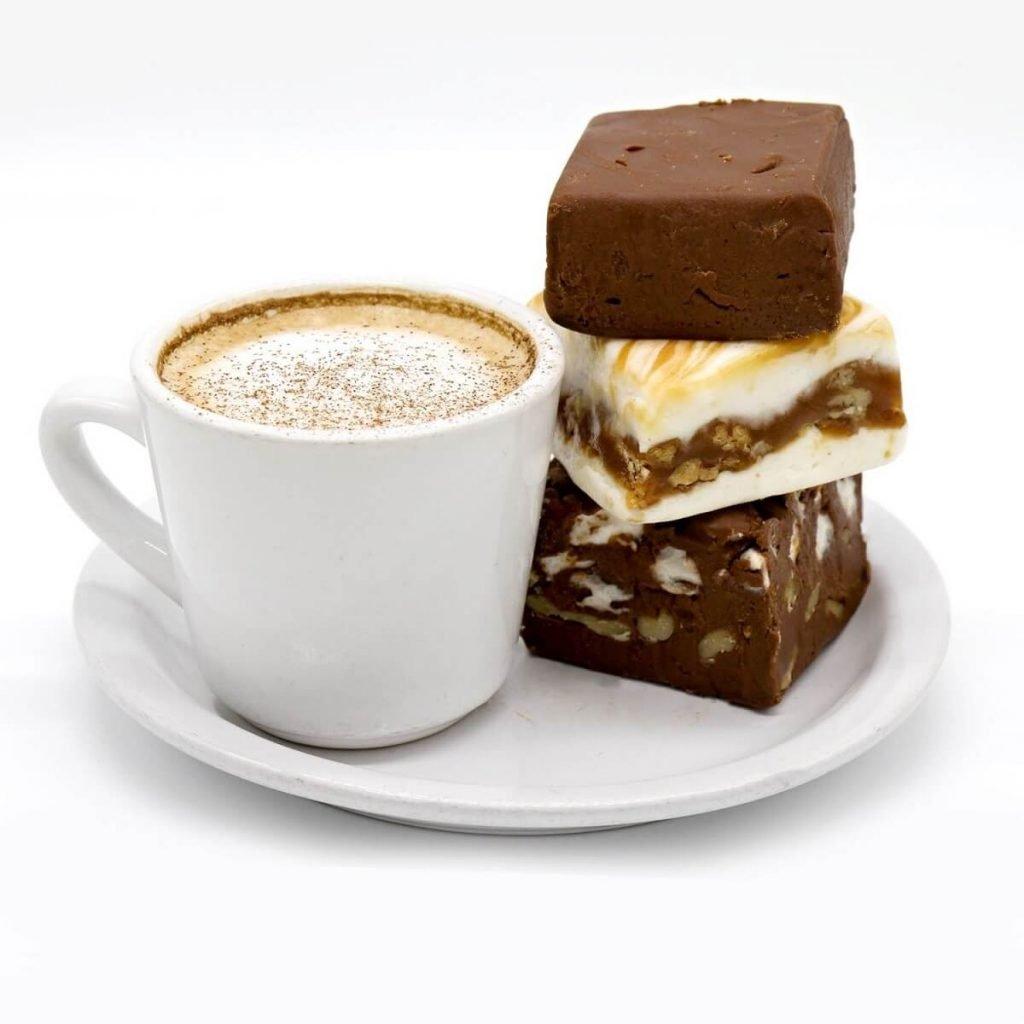 JD Redhouse Sweet Shoppe Fudge & Coffee - Willits California