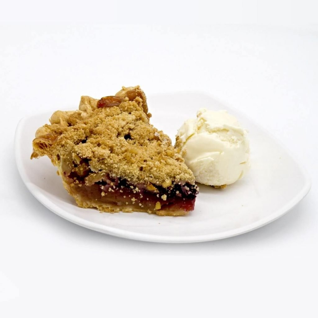 JD Redhouse Sweet Shoppe Pie - Willits California
