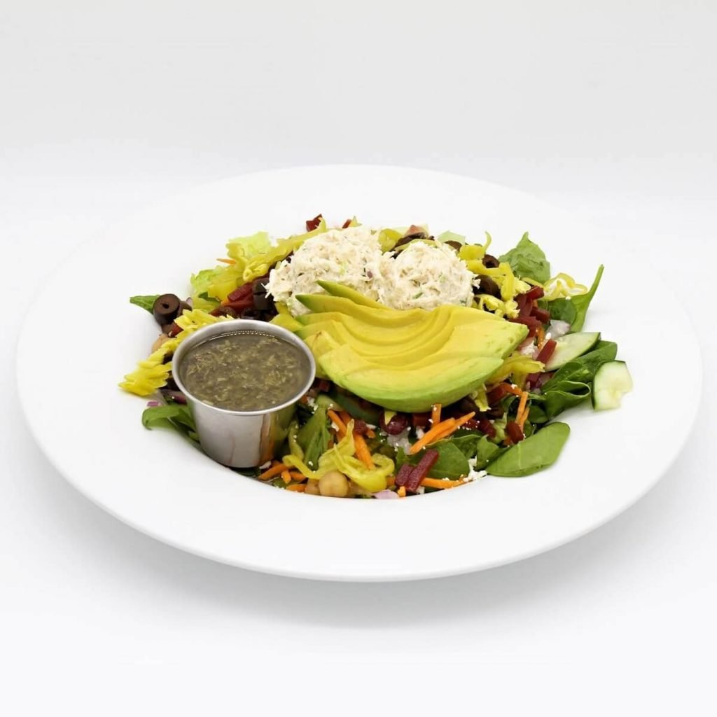 JD Redhouse Sweet Shoppe Salad - Willits California