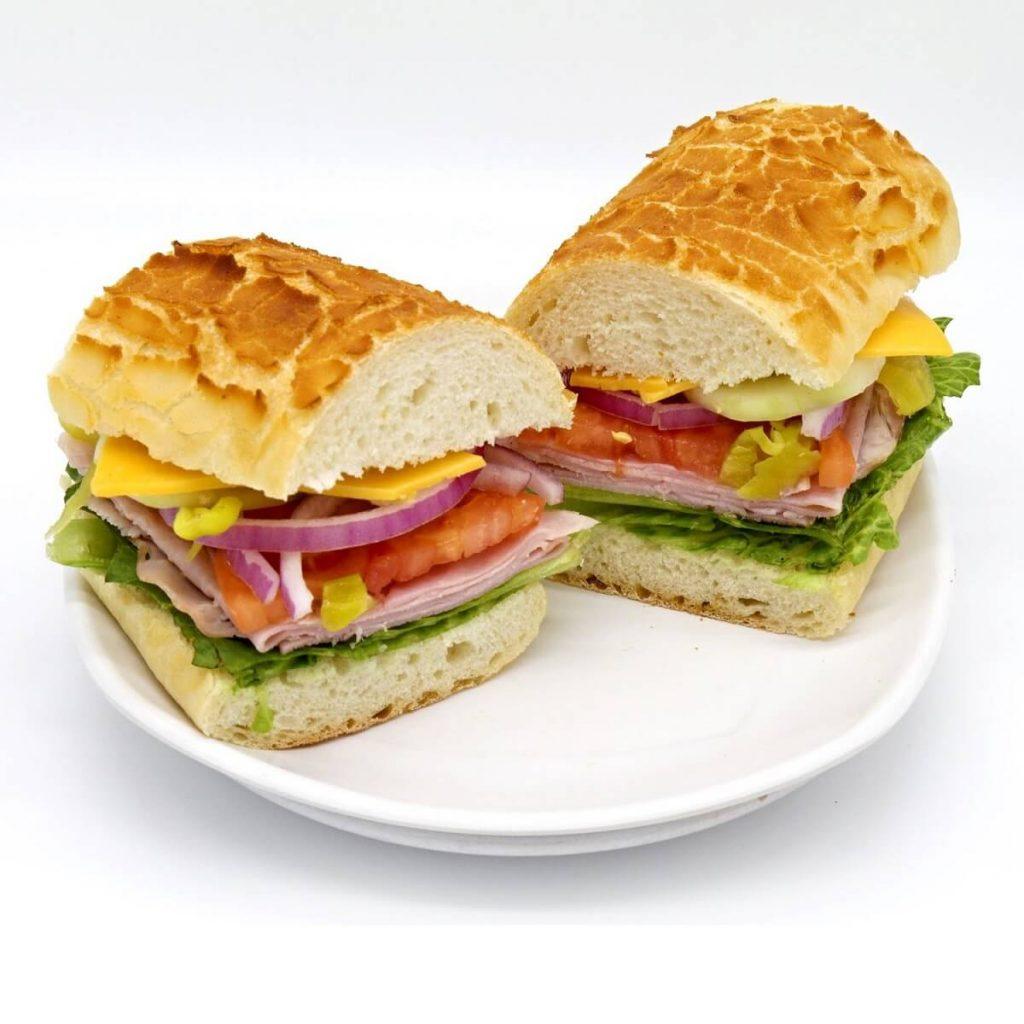 JD Redhouse Sweet Shoppe Sandwich - Willits California