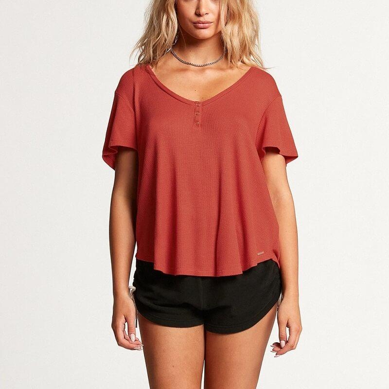 JD Redhouse Women's Clothing Volcom Shirt